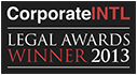 logo legal awards 2013